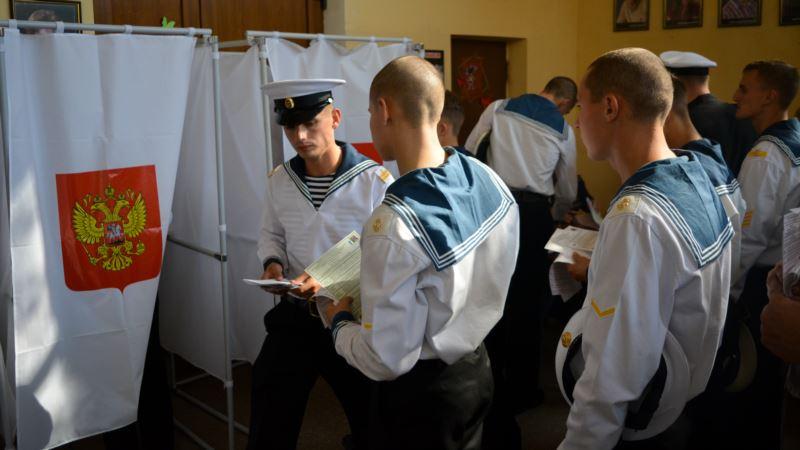 В России – основной день голосования на выборах