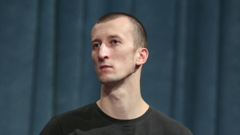 Апелляционный суд начал рассмотрение жалобы по делу Александра Кольченко, задержанного в августе под посольством Беларуси