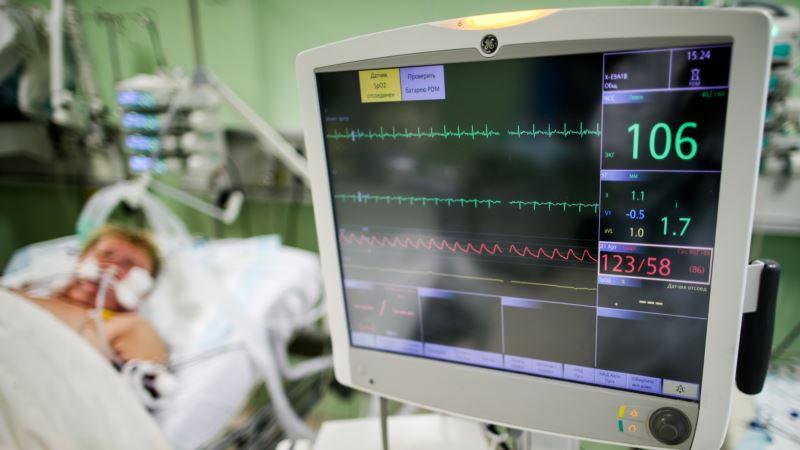 В Крыму умер еще один пациент с COVID-19