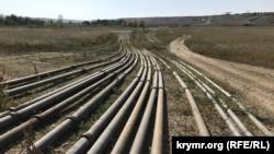 В Крыму не хватает воды для российских военных объектов – МИД Украины