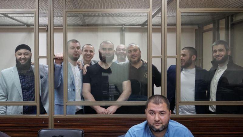 В Ростове планируют вынести приговор по бахчисарайскому «делу Хизб ут-Тахрир»
