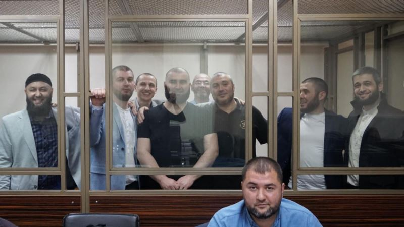 В Крыму провели молебны за фигурантов бахчисарайского «дела Хизб ут-Тахрир»