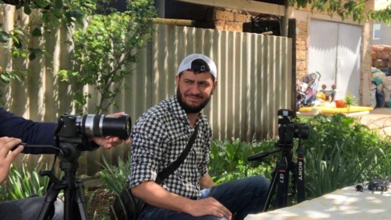 В Крыму провели дуа в доме гражданского журналиста Айдера Кадырова