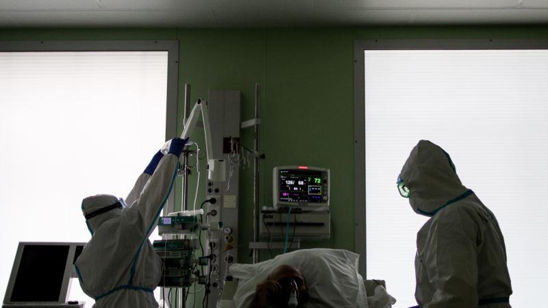 Коронавирус: в Крыму 28 пациентов – в тяжелом состоянии, 25 – в реанимации