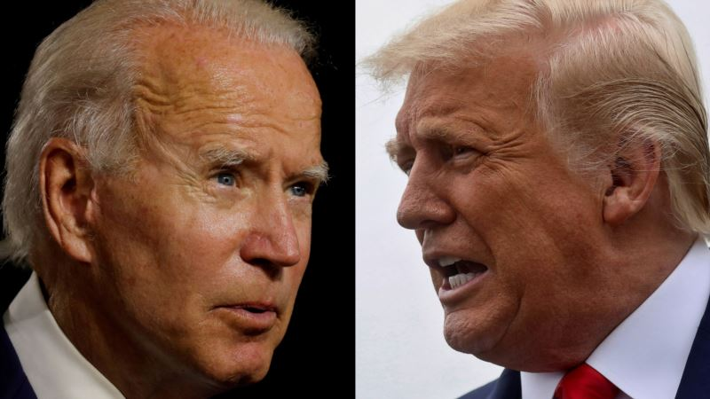 Дональд Трамп и Джо Байден проводят первые предвыборные дебаты (трансляция)