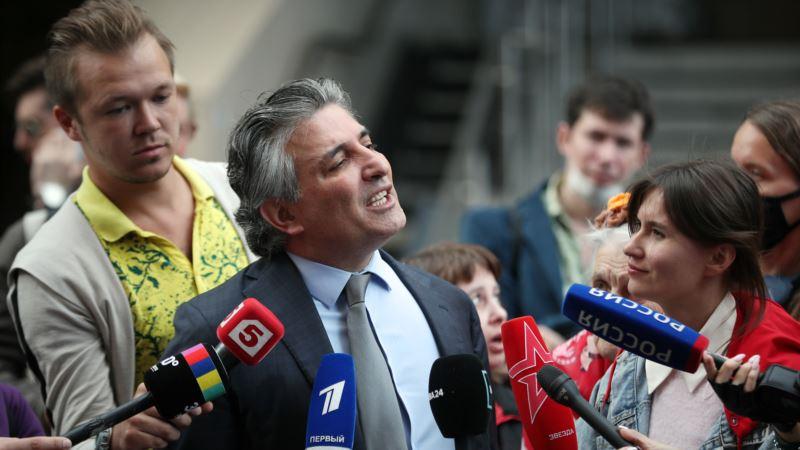 Россия: бывшего защитника актера Ефремова лишили адвокатского статуса