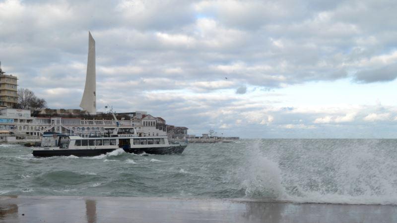 На Севастополь обрушится сильный дождь и гроза – спасатели