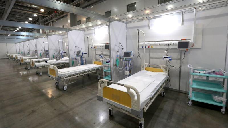 За сутки в Крыму от коронавируса скончался еще один пациент – власти