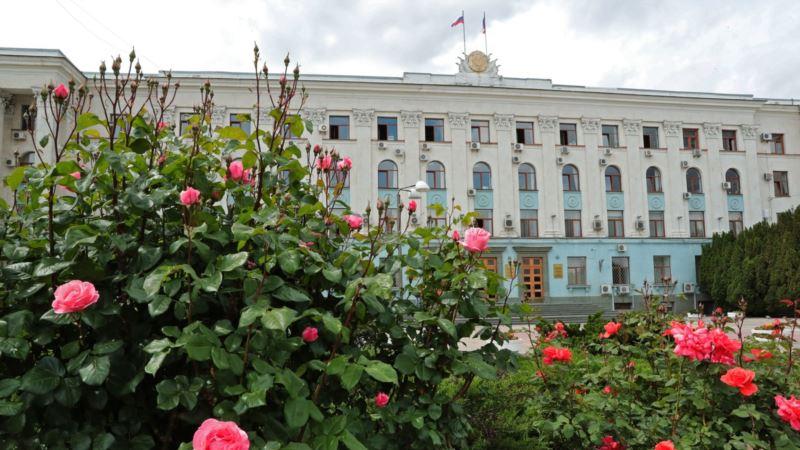 «Вода Крыма» не дает комментарии Крым.Реалии без согласия из Совмина
