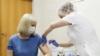 Власти Севастополя отчитались о вакцинации от COVID-19 первых медиков