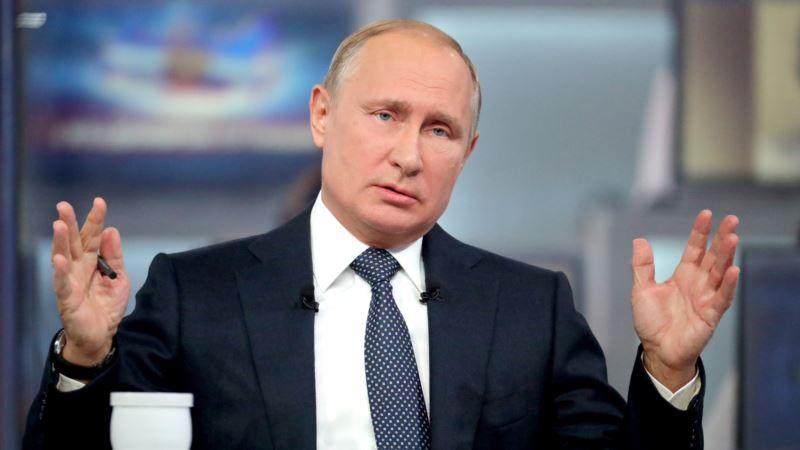 Прямой линии с Путиным в этом году не будет – Дмитрий Песков