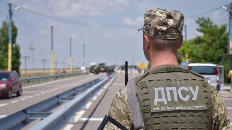Госпогранслужба Украины сообщает об усилении мер безопасности на границе с Беларусью (+видео)