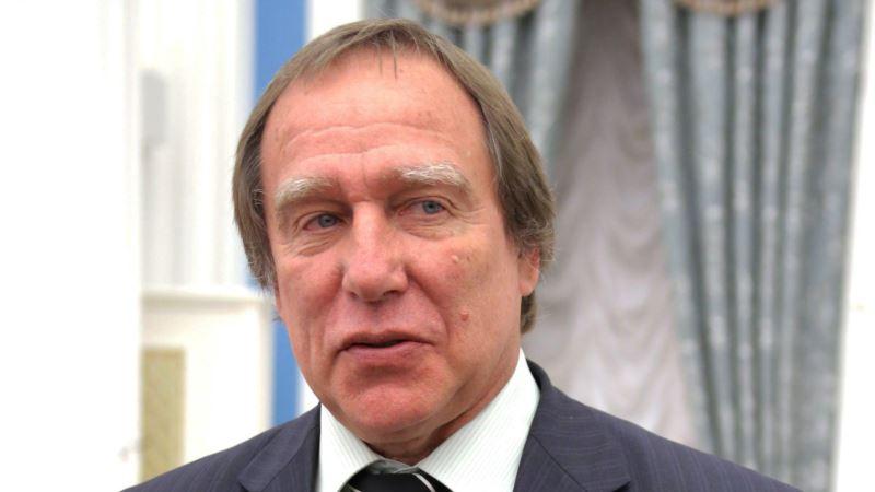 В России обнародовали данные Минфина США о Ролдугине и Юмашеве