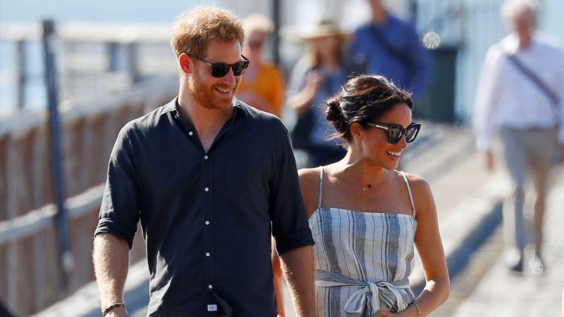 Принц Гарри и его жена Меган заключили контракт с Netflix