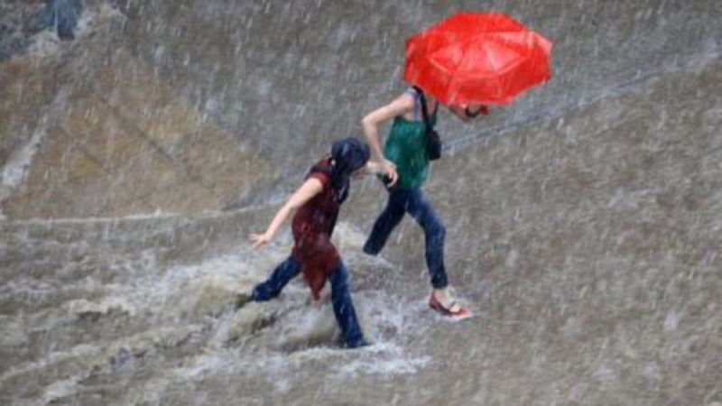 Погода в Крыму: в ближайшие сутки обещают ливни