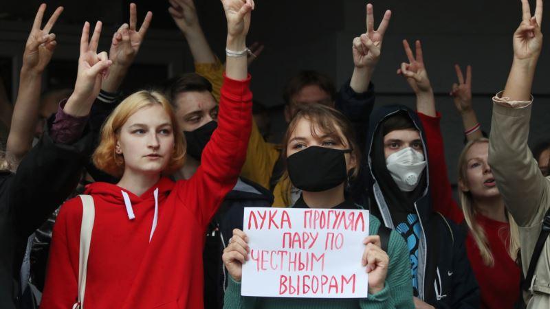 Генпрокуратура Беларуси сообщила о возможности изъятия детей из семей, если их будут брать на акции протеста