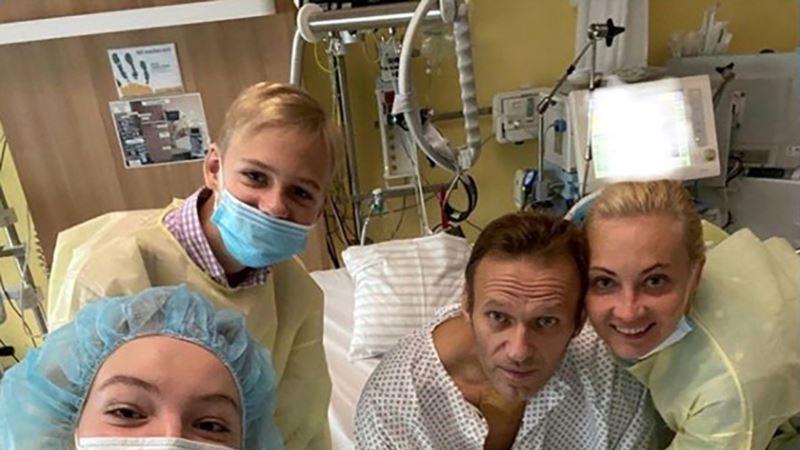 Навальный о восстановлении: «Налить воды для меня целый аттракцион»