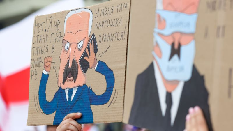Юрист Максим Знак сообщил, что власти Беларуси пугают родителей изъятием детей за участие в протестах