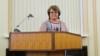 Российский сенатор от Крыма Ольга Ковитиди сообщила, что заболела COVID-19