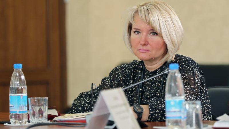 Пеньковская утверждает, что «закрыть» Крым из-за ухудшения ситуации с СОVID-19 невозможно