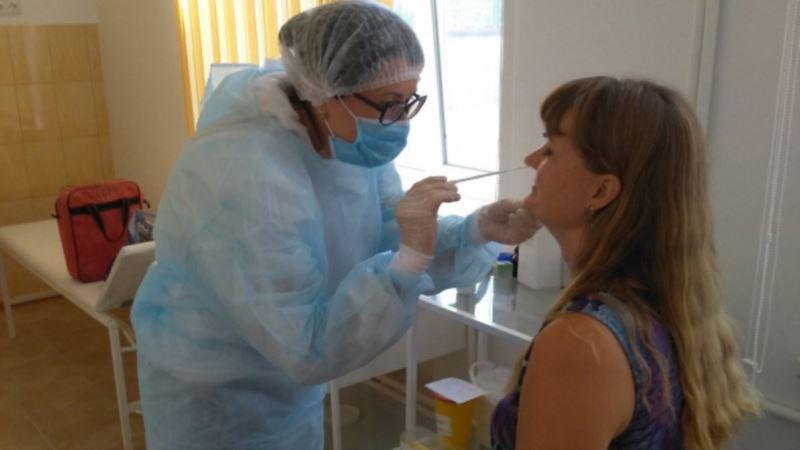 В Крыму за сутки зарегистрировано 146 случаев коронавирусной инфекции – власти