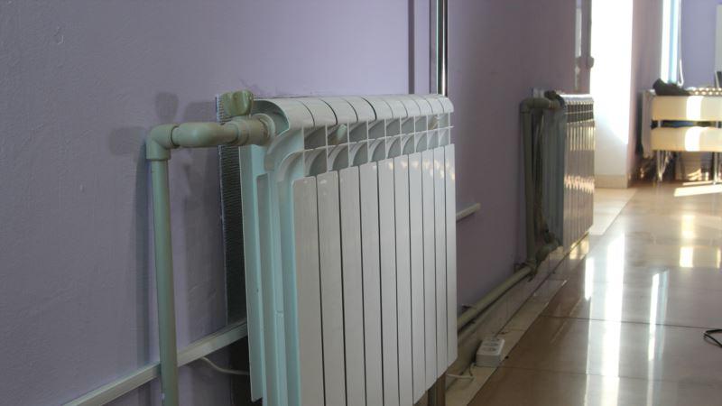 Жители Крыма начали потреблять воду из систем центрального отопления – власти