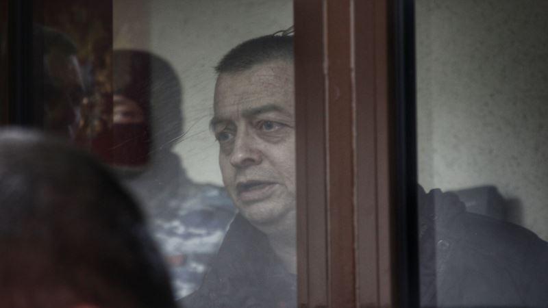 Адвокат сообщила о жалобах на здоровье фигуранта симферопольского «дела Хизб ут-Тахрир» Гафарова