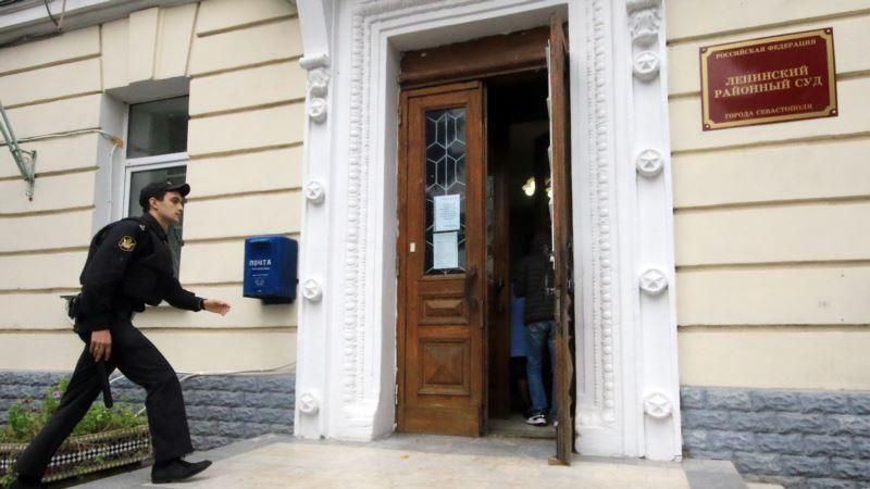 Севастополь: суд по мусорным тарифам закрыли от общественности