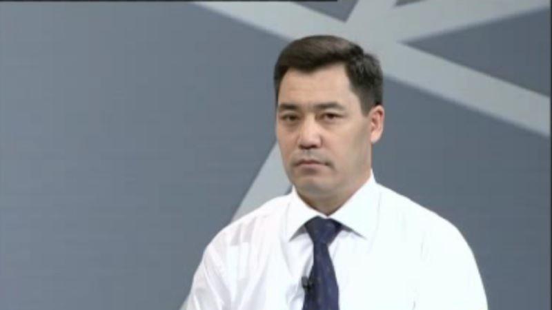 Вице-спикер парламента Кыргызстана назвала незаконным назначение Жапарова премьер-министром