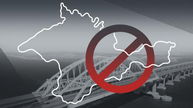 Власти в Крыму считают, что «санкционная политика Запада исчерпала себя»