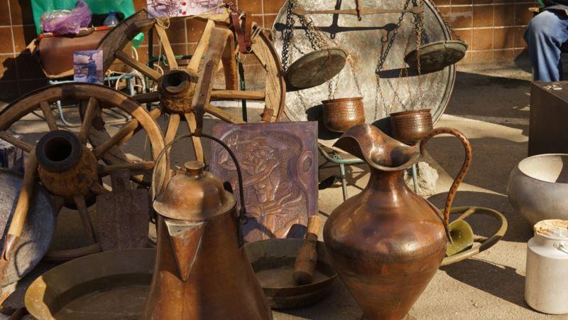 В Феодосии решили перенести «блошиный рынок» на новое место