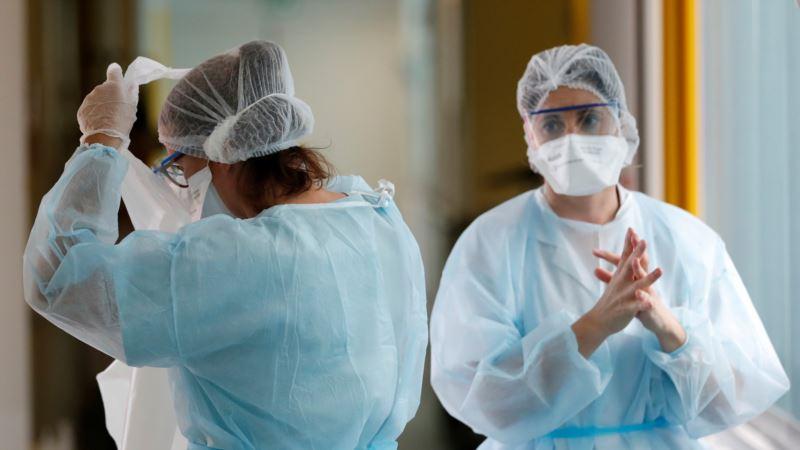 Во Франции из-за коронавируса вводится комендантский час