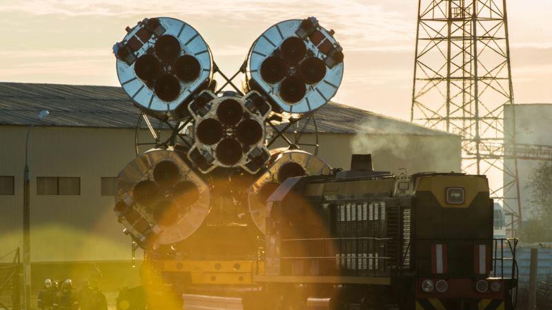 «Союз МС-17» отправился на МКС. Полет впервые займет три часа