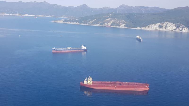 Взрыв на танкере у берегов Крыма: Следком России сообщил о завершении обследования судна