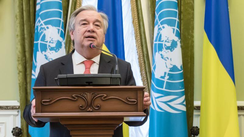 Генсекретарь ООН опубликовал третий доклад о нарушении прав человека в Крыму