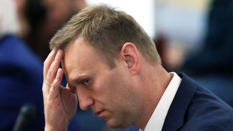Россия: Навальный обратился в ЕСПЧ из-за отказа завести дело об отравлении