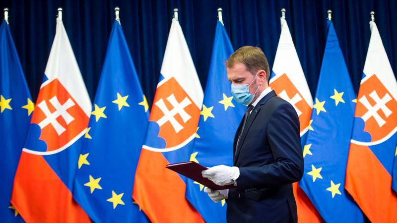 Словакия готовит общегосударственное тестирование на COVID-19