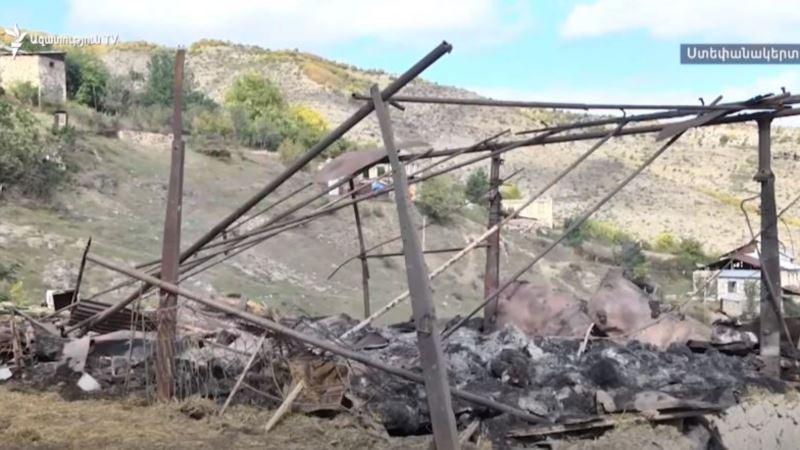 Армянские силы потеряли более 400 военных за две недели боев в Нагорном Карабахе – Степанакерт