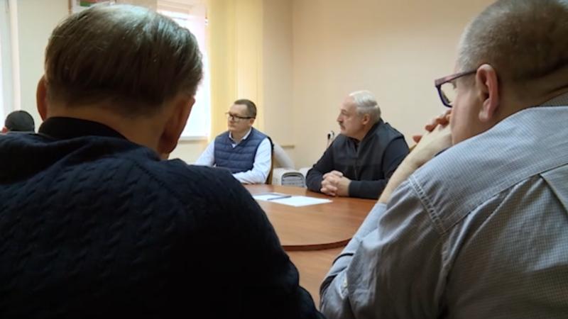 Беларусь: двое участников встречи с Лукашенко в СИЗО КГБ вышли на свободу