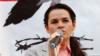 Белорусская оппозиционерка Цепкало отказалась озвучить свою позицию по Крыму