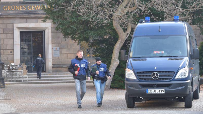 В Германии арестованы подозреваемые в краже драгоценностей на миллиард евро