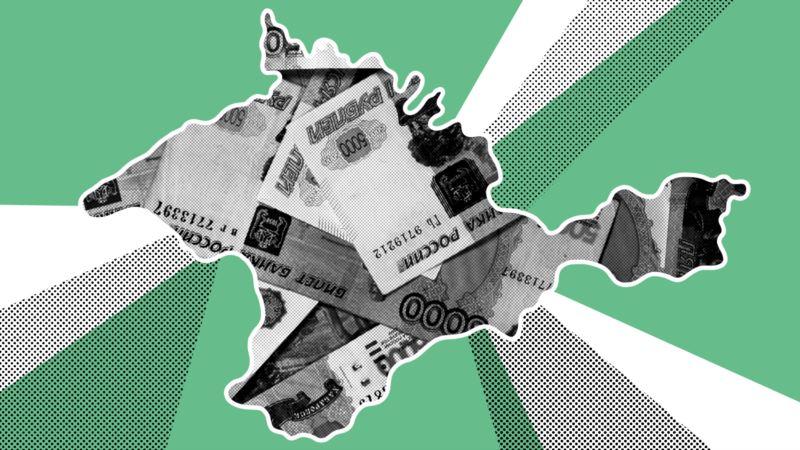 Расходы крымского бюджета выросли на 10% – власти