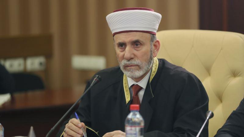 В ДУМКС назвали «фейком» распространенное в соцсетях письмо муфтия в ФСБ