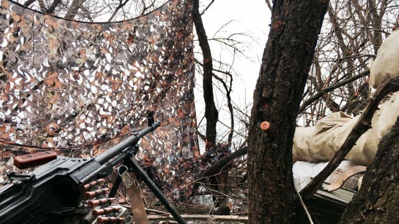 Боевики нарушили режим тишины на Донбассе – штаб ООС