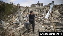 Россия начала патрулировать Нагорный Карабах