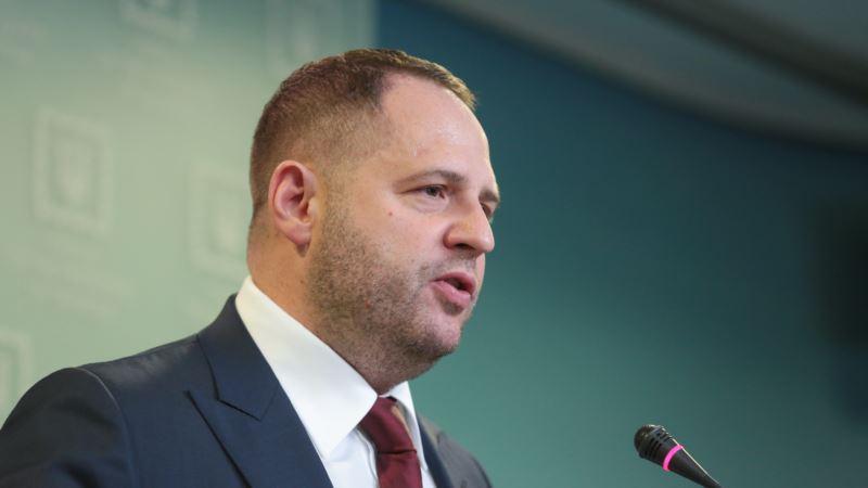В Офисе президентаУкраины оценили ситуацию с водой в Крыму
