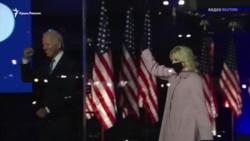 В мире приветствуют победу Байдена на выборах президента США