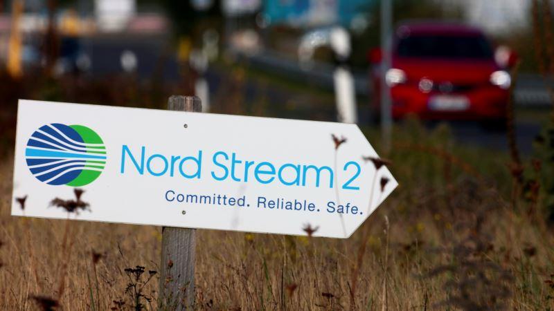 Компания, строящая «Северный поток-2», планирует продолжить работы, несмотря на санкции