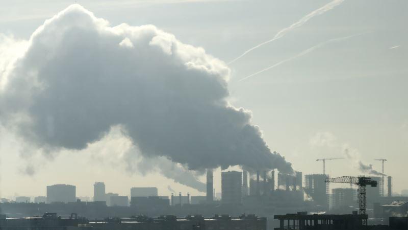 В России установлен рекорд по загрязнению воздуха за 16 лет