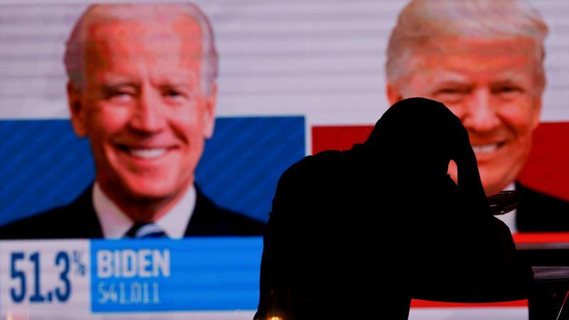 Выборы в США: Байден заявил, что он «на пути» к победе, Трамп говорит о попытке «украсть» выборы